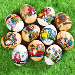 24 motifs Pâques