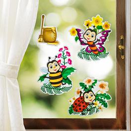 4 images pour fenêtres Printemps