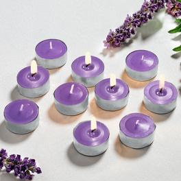 6 bougies parfumées