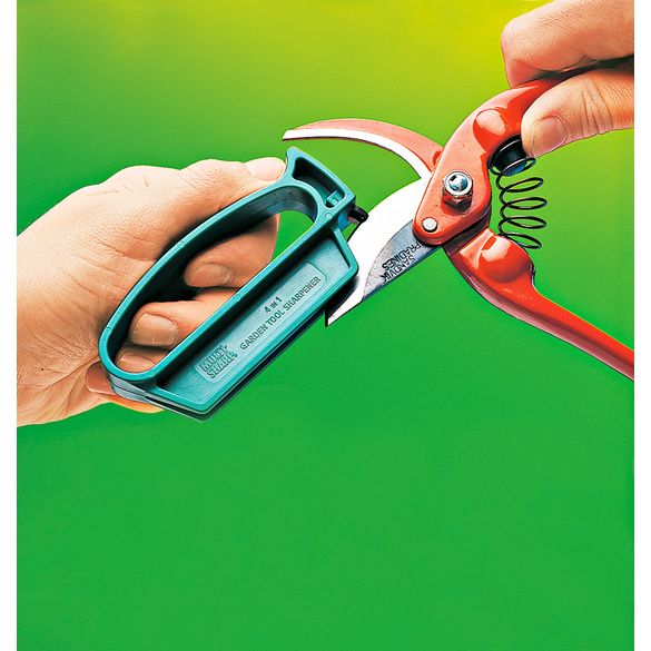 Aiguiseur outils de jardin