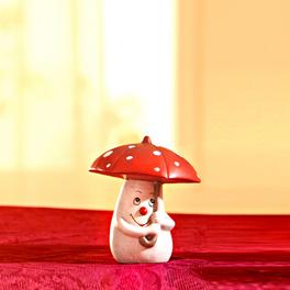 Amanite avec parapluie Toit