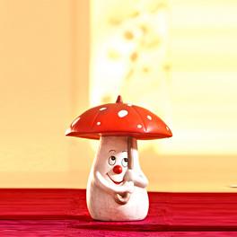 Amanite avec parapluie, grand format