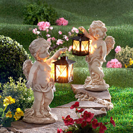 Ange avec lanterne