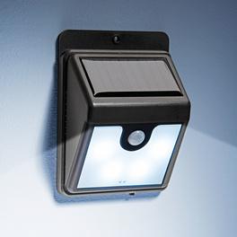 Applique solaire à LED avec capteur de mouvement