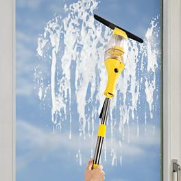 Aspirateur pour fenêtre, jaune