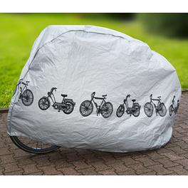 """Bâche """"Garage à vélo"""""""