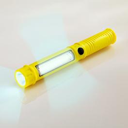 Bâton lumineux de poche, jaune