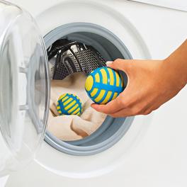 Balle pour sèche-linge, lot de 2