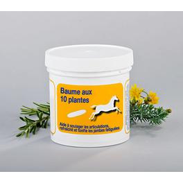 "Baume ""10 herbes"""