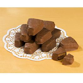 Biscuits de Noël  avec chocolat au lait