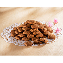 Biscuits poire-chocolat