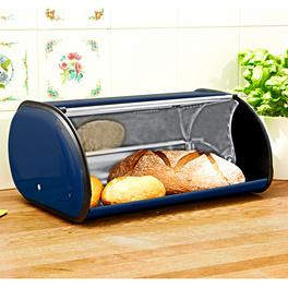 Boîte à pain, bleu