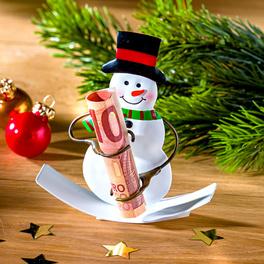 Bonhomme de neige Cadeau