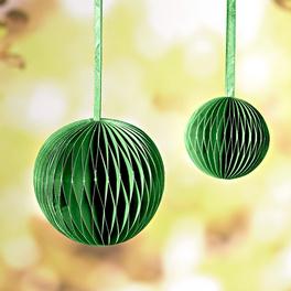 Boule aimantée, vert
