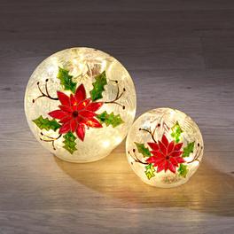 Boule de verre à LED, petit format