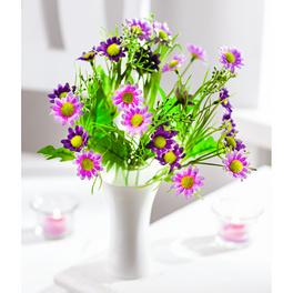 Bouquet de fleurs des champs, violet