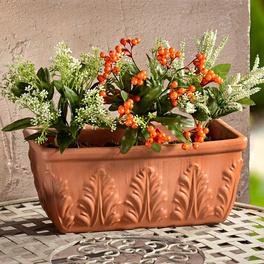 """Bouquet de jardinière """"Automne"""" ,lot de 3"""