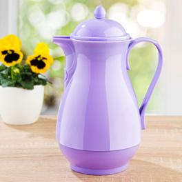 Cafetière isotherme, violet