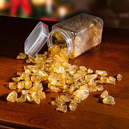 Cailloux ambrés