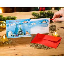 Carte-cadeau argent, Paysage