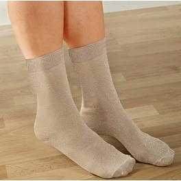 Chaussettes chaudes femme