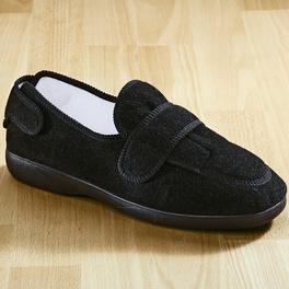 Chaussons, noir