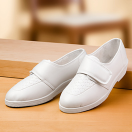 Chaussures, blanc
