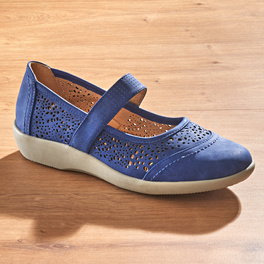 Chaussures, bleu