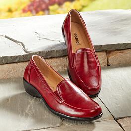 Chaussures, bordeaux