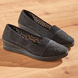 Chaussures, noir