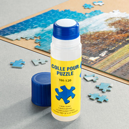 Colle pour puzzle