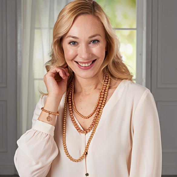 Collier de perles 50 cm