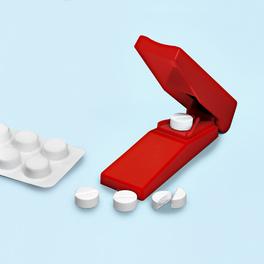Coupe-pilule