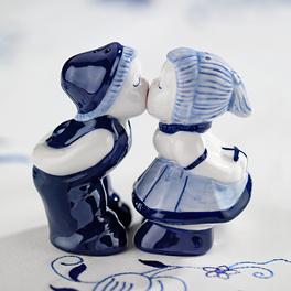Couple salière/poivrier