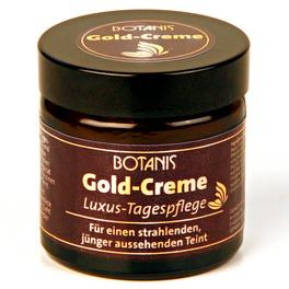 Crème de jour aux extraits d'or