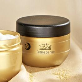 Crème de nuit Gold