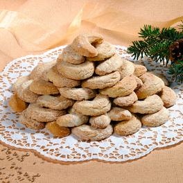 Croissants à la vanille 1 000 g