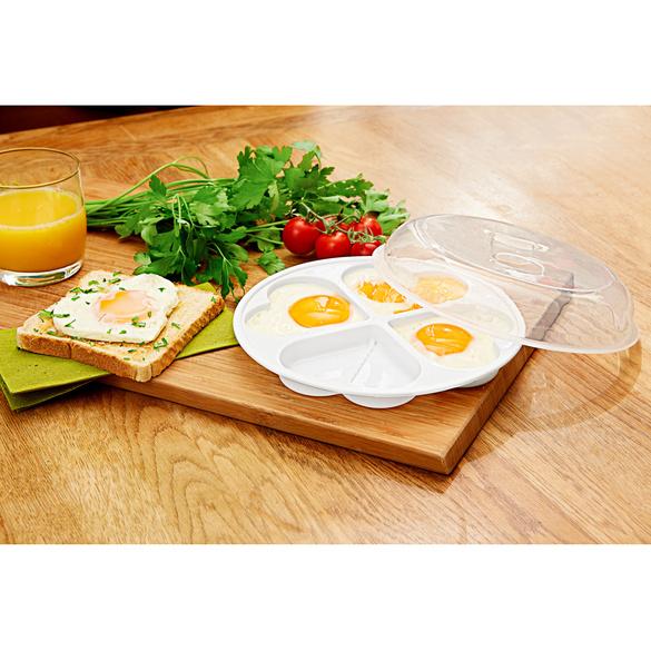 Cuiseur à œufs spécial micro-ondes