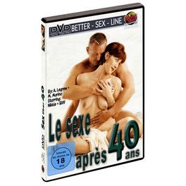 """DVD """"Le sexe après 40 ans"""""""