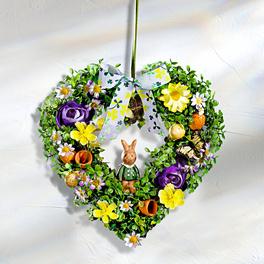 Déco Cœur de Pâques