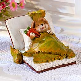 Déco Petit lapin au lit