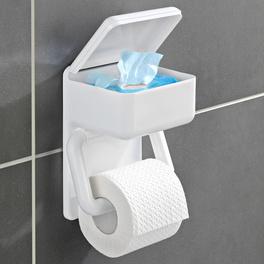 Dérouleur à papier toilette 2 en 1