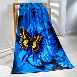 Drap de bain Papillon