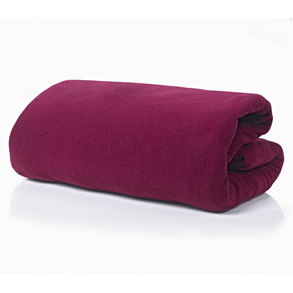 Drap-housse, violet