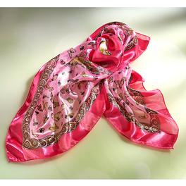 Duo parfum et foulard Rose