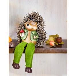 Figurine Hérisson, vert