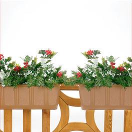 Garniture de jardinière