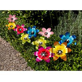 Guirlande de fleurs solaire
