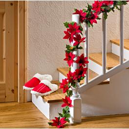 Guirlande Étoile de Noël