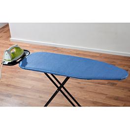 Housse de table à repasser, bleu/argent